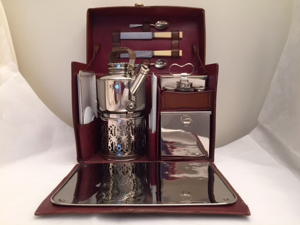 1905 Rolls-Royce PICNIC HIGH TEA SET  - 17334337 - 3