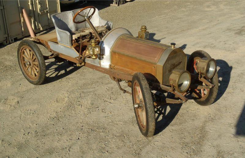 1911 Used Pierce-Arrow Model 36 For Sale at WeBe Autos ...