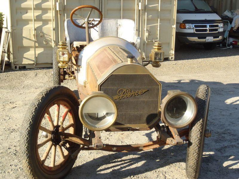 1911 Pierce-Arrow Model 36 For Sale - 16497998 - 1