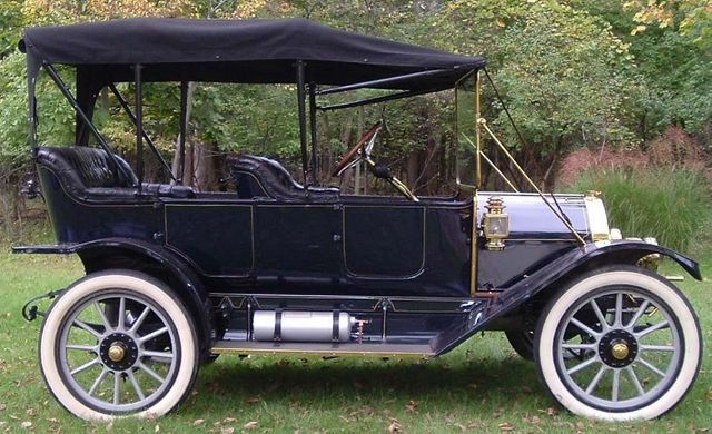 1912 Used Overland Torpedo Series 59 For Sale At Webe Autos