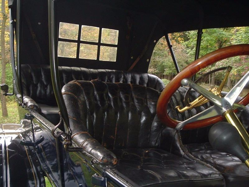 1912 Overland Torpedo Series 59 For Sale - 16498068 - 11