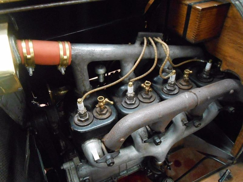 1912 Overland Torpedo Series 59 For Sale - 16498068 - 16