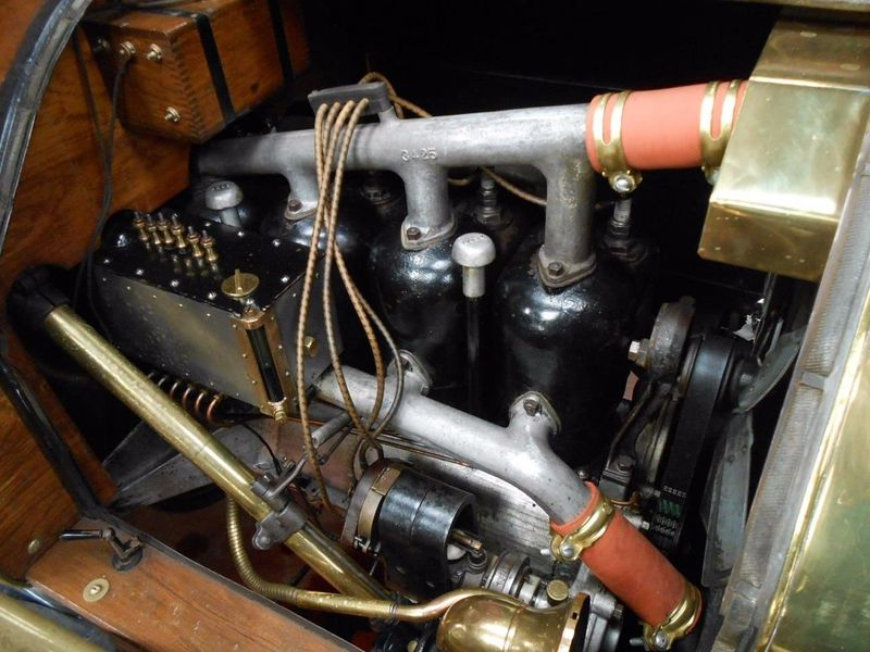 1912 Overland Torpedo Series 59 For Sale - 16498068 - 17