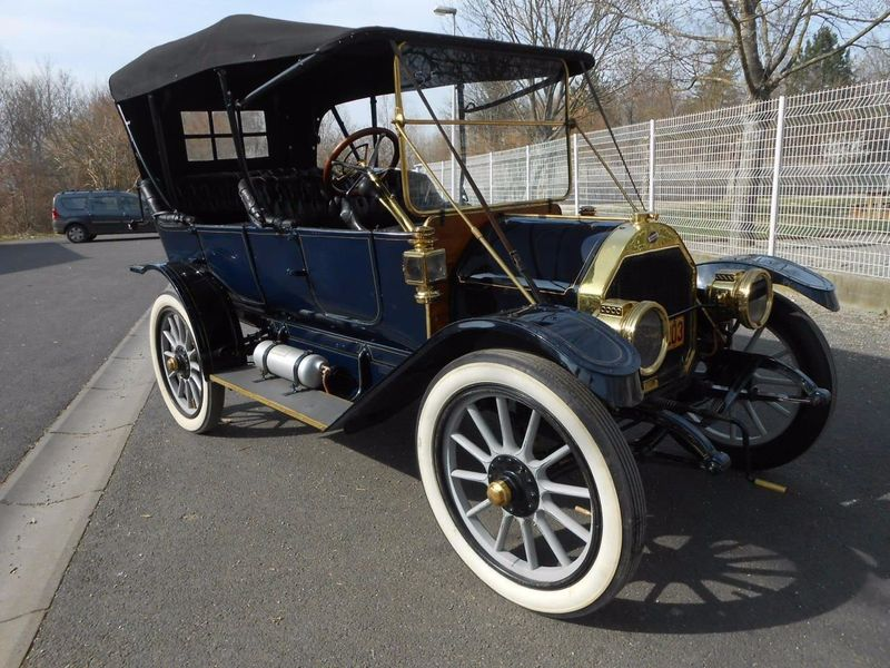 1912 Overland Torpedo Series 59 For Sale - 16498068 - 1