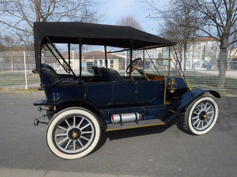 1912 Overland Torpedo Series 59 For Sale - 16498068 - 2