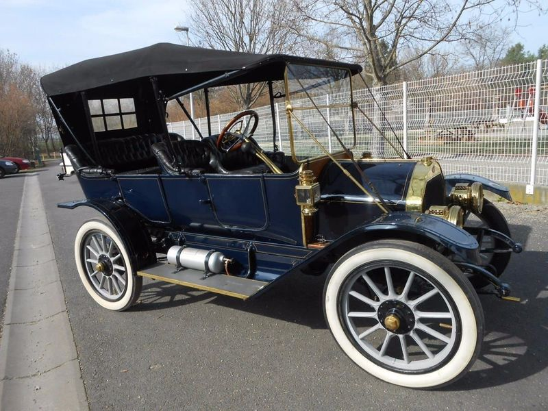 1912 Overland Torpedo Series 59 For Sale - 16498068 - 4