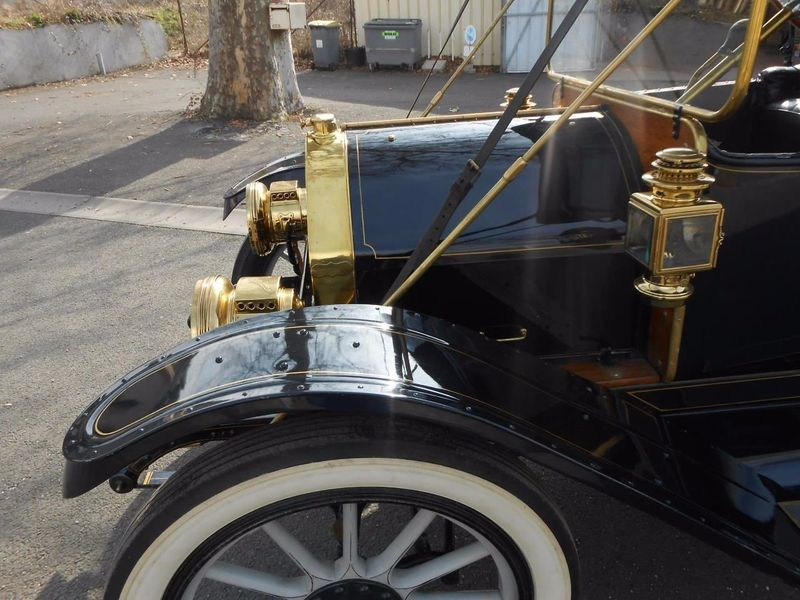 1912 Overland Torpedo Series 59 For Sale - 16498068 - 5