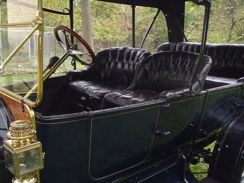 1912 Overland Torpedo Series 59 For Sale - 16498068 - 6