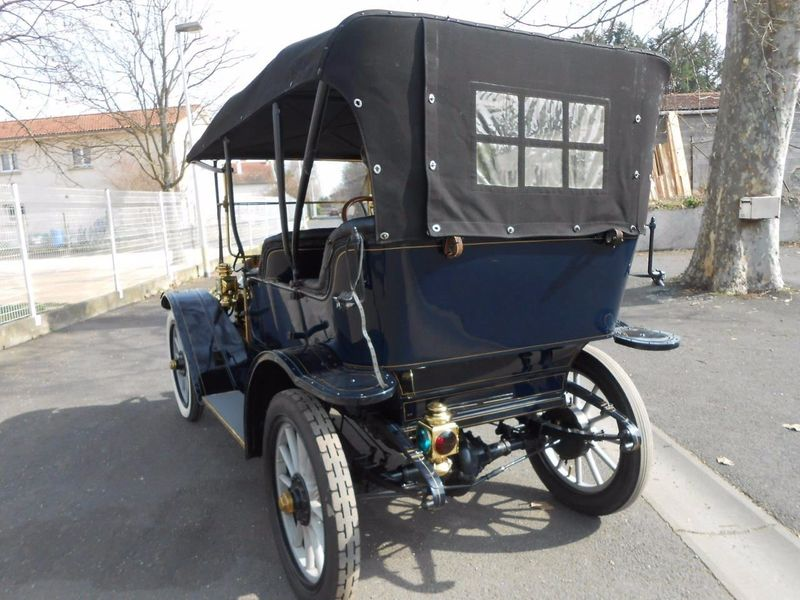 1912 Overland Torpedo Series 59 For Sale - 16498068 - 7