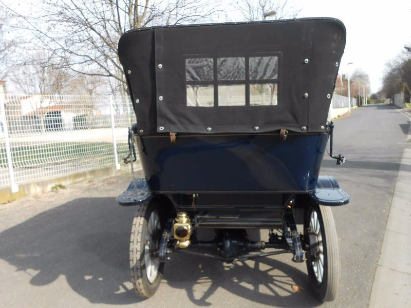 1912 Overland Torpedo Series 59 For Sale - 16498068 - 8