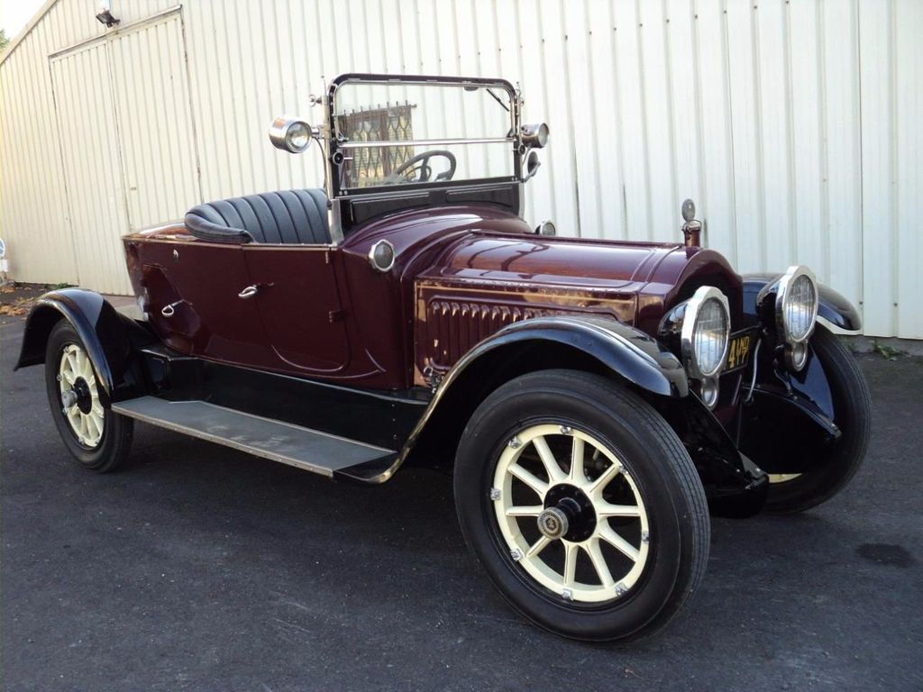 1917 Packard Twin Six Cabriolet Boattail For Sale - 16498132 - 0