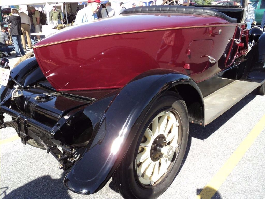 1917 Packard Twin Six Cabriolet Boattail For Sale - 16498132 - 9