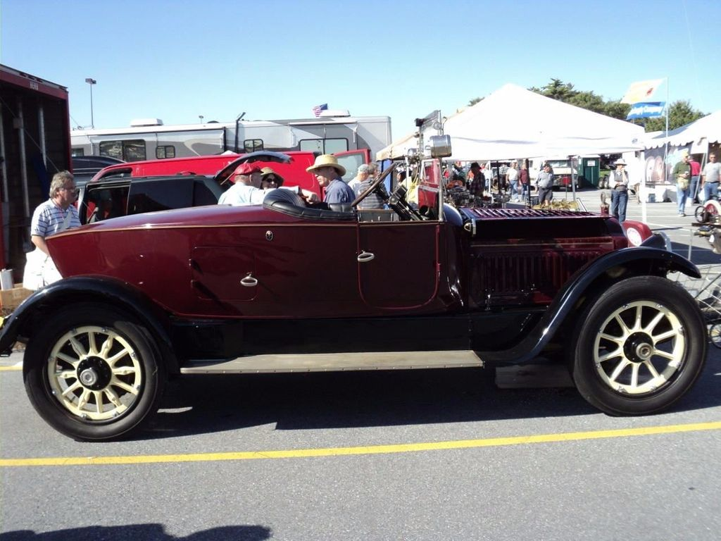 1917 Packard Twin Six Cabriolet Boattail For Sale - 16498132 - 10