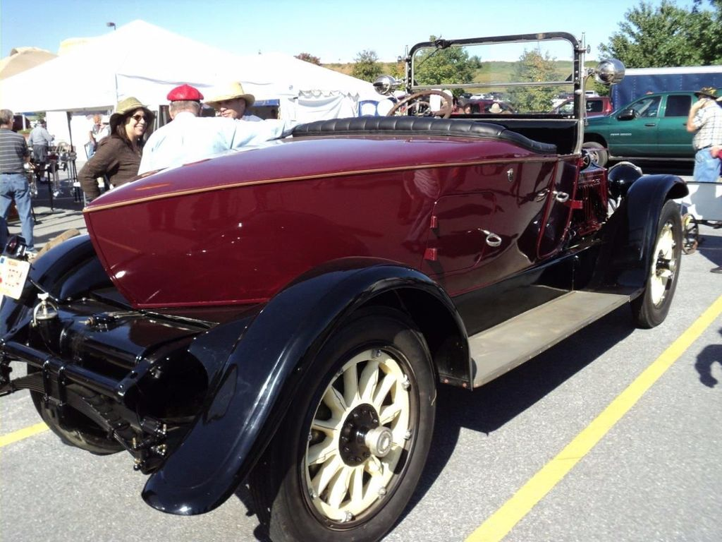 1917 Packard Twin Six Cabriolet Boattail For Sale - 16498132 - 11