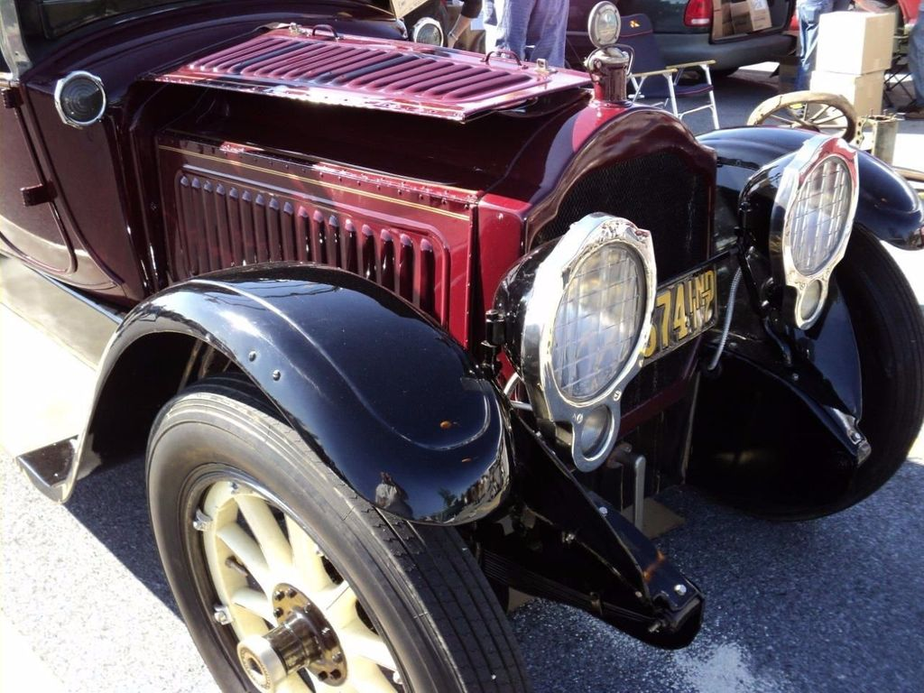 1917 Packard Twin Six Cabriolet Boattail For Sale - 16498132 - 12