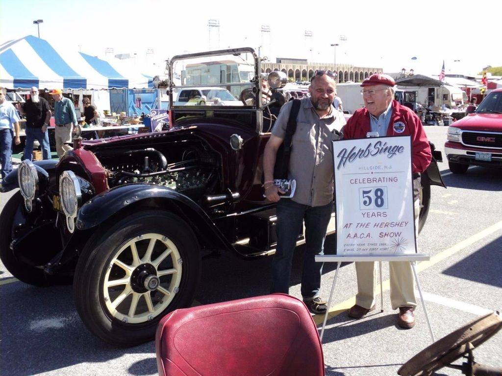 1917 Packard Twin Six Cabriolet Boattail For Sale - 16498132 - 13