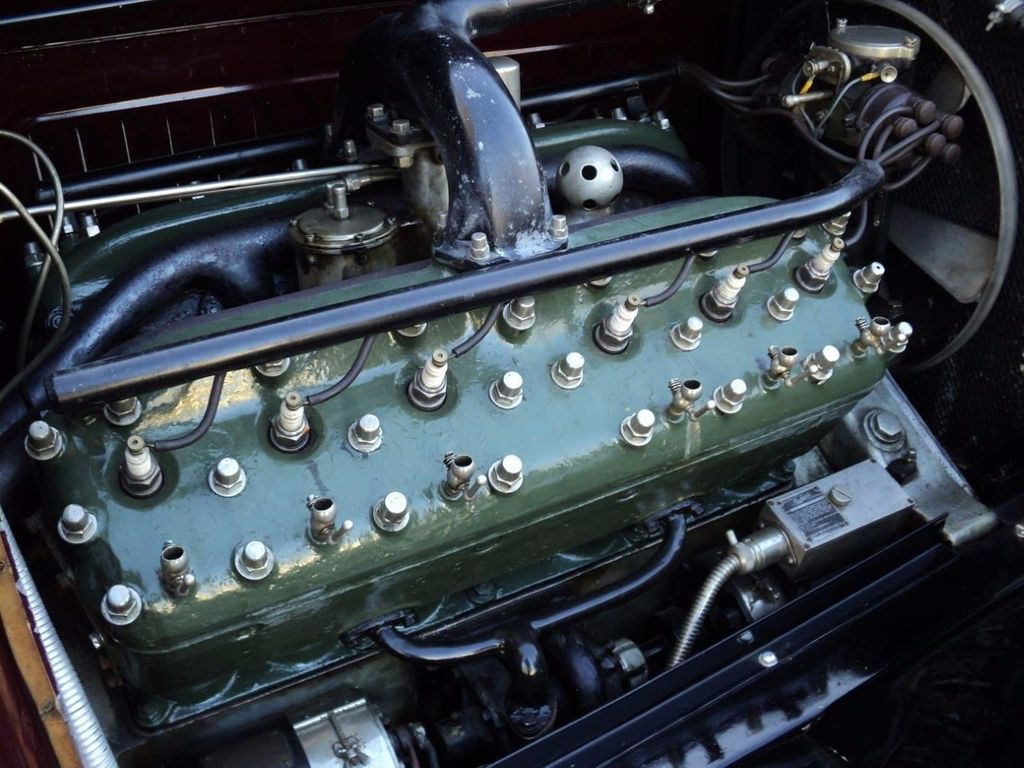 1917 Packard Twin Six Cabriolet Boattail For Sale - 16498132 - 17