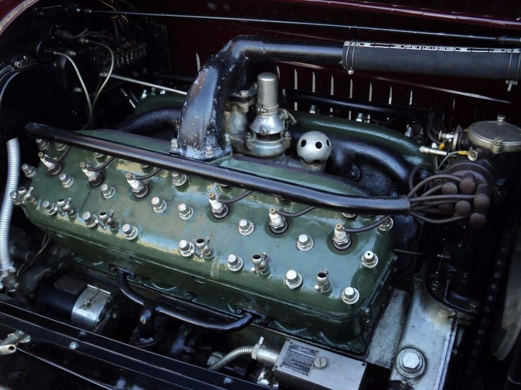 1917 Packard Twin Six Cabriolet Boattail For Sale - 16498132 - 18