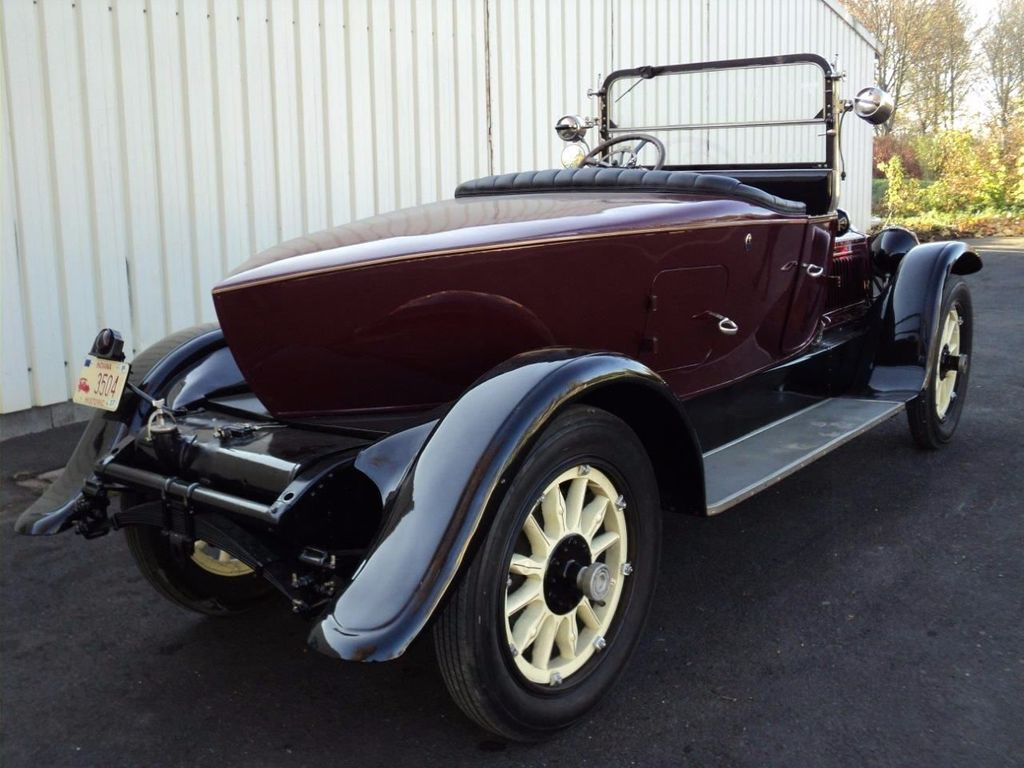 1917 Packard Twin Six Cabriolet Boattail For Sale - 16498132 - 1