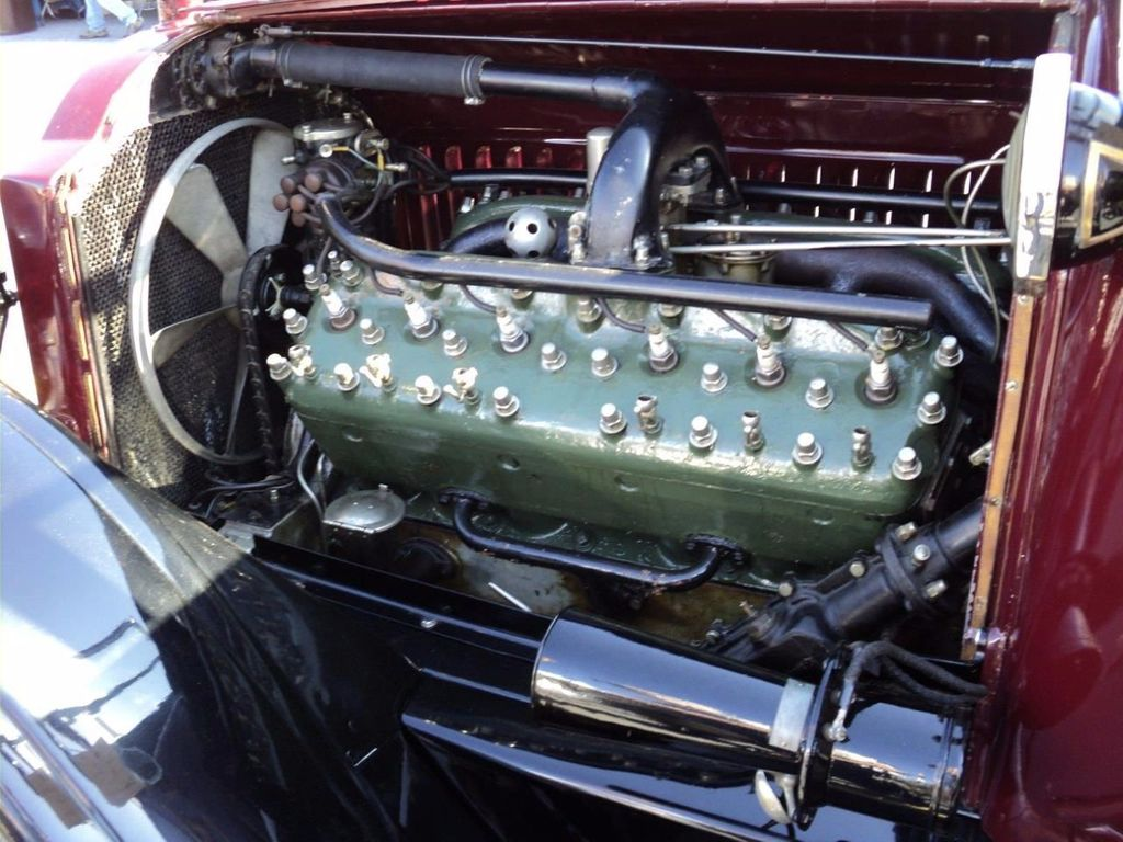 1917 Packard Twin Six Cabriolet Boattail For Sale - 16498132 - 19