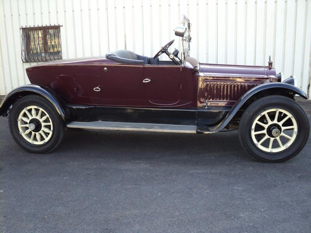 1917 Packard Twin Six Cabriolet Boattail For Sale - 16498132 - 2