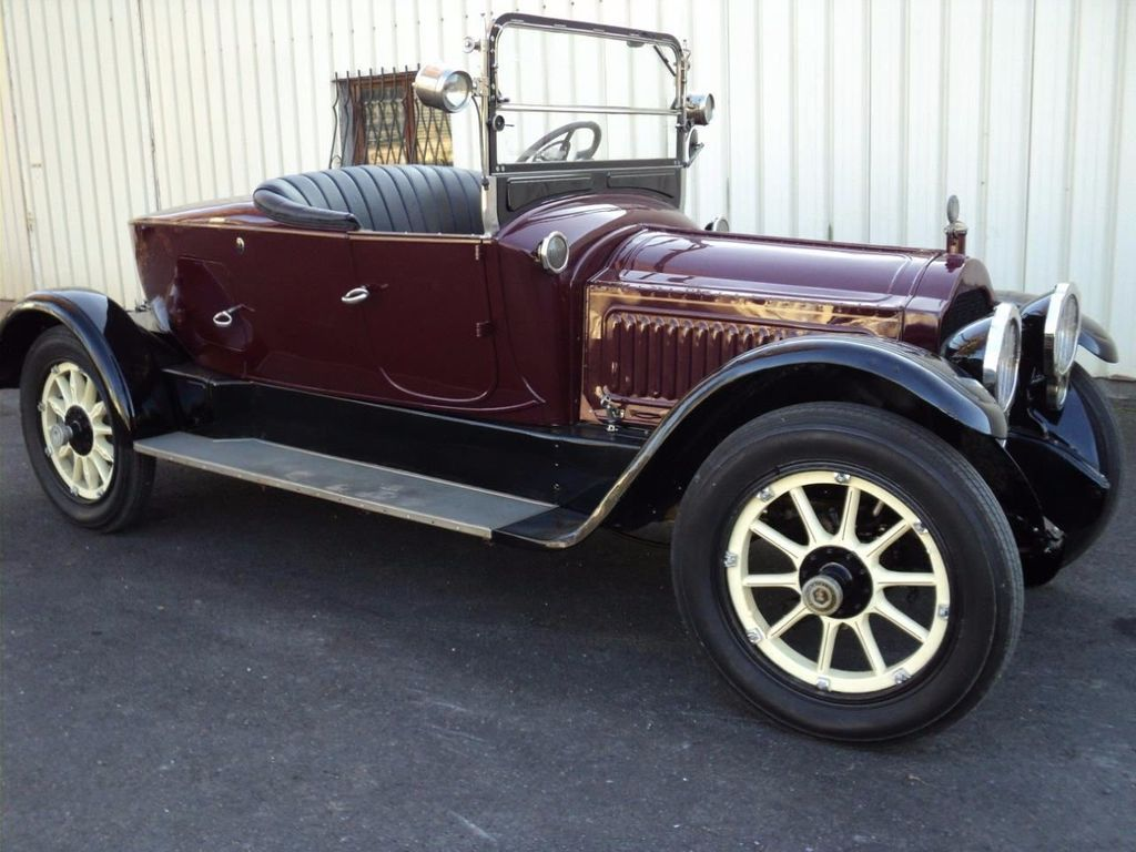 1917 Packard Twin Six Cabriolet Boattail For Sale - 16498132 - 3