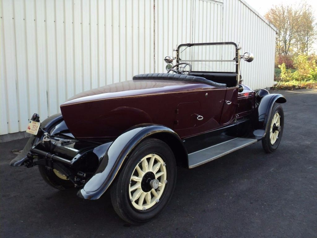 1917 Packard Twin Six Cabriolet Boattail For Sale - 16498132 - 4
