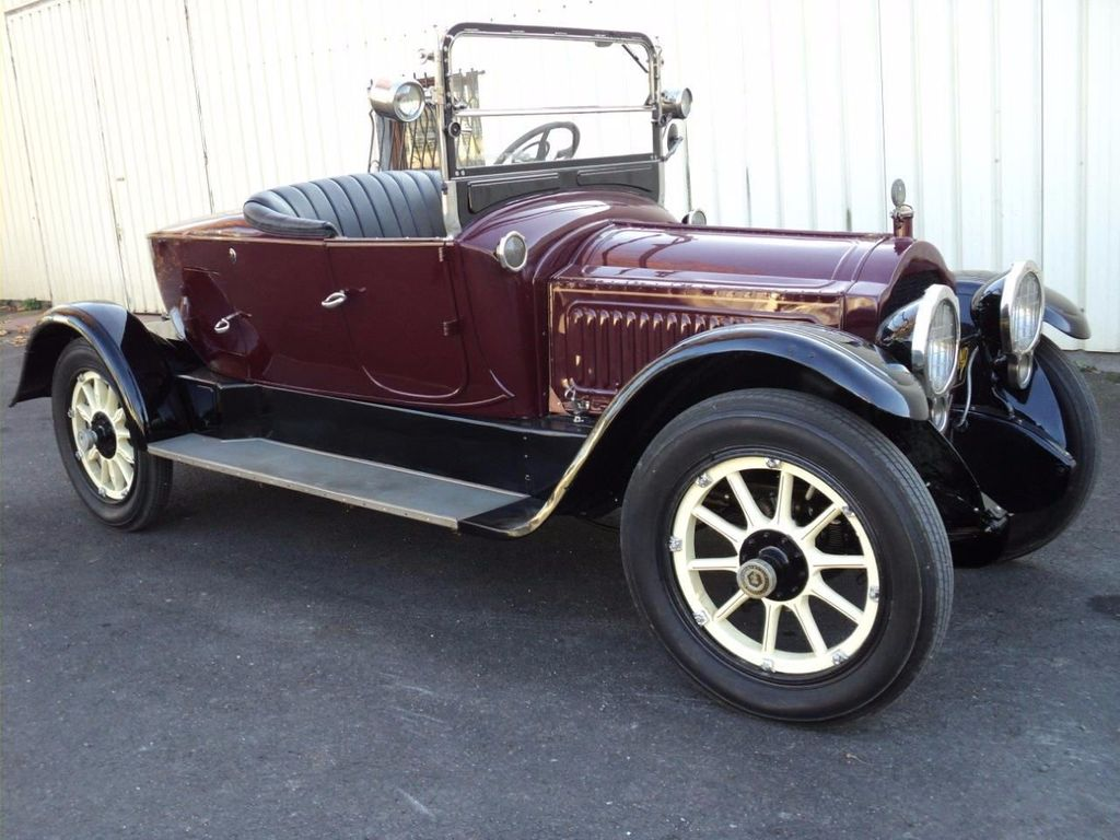 1917 Packard Twin Six Cabriolet Boattail For Sale - 16498132 - 5