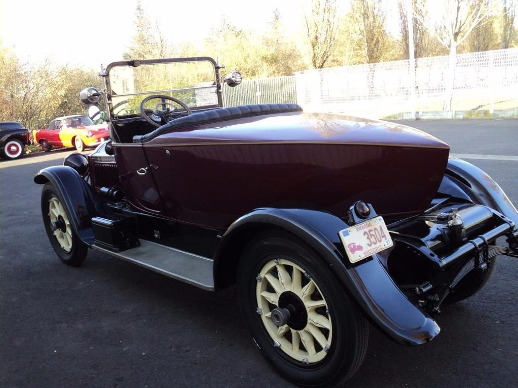 1917 Packard Twin Six Cabriolet Boattail For Sale - 16498132 - 6
