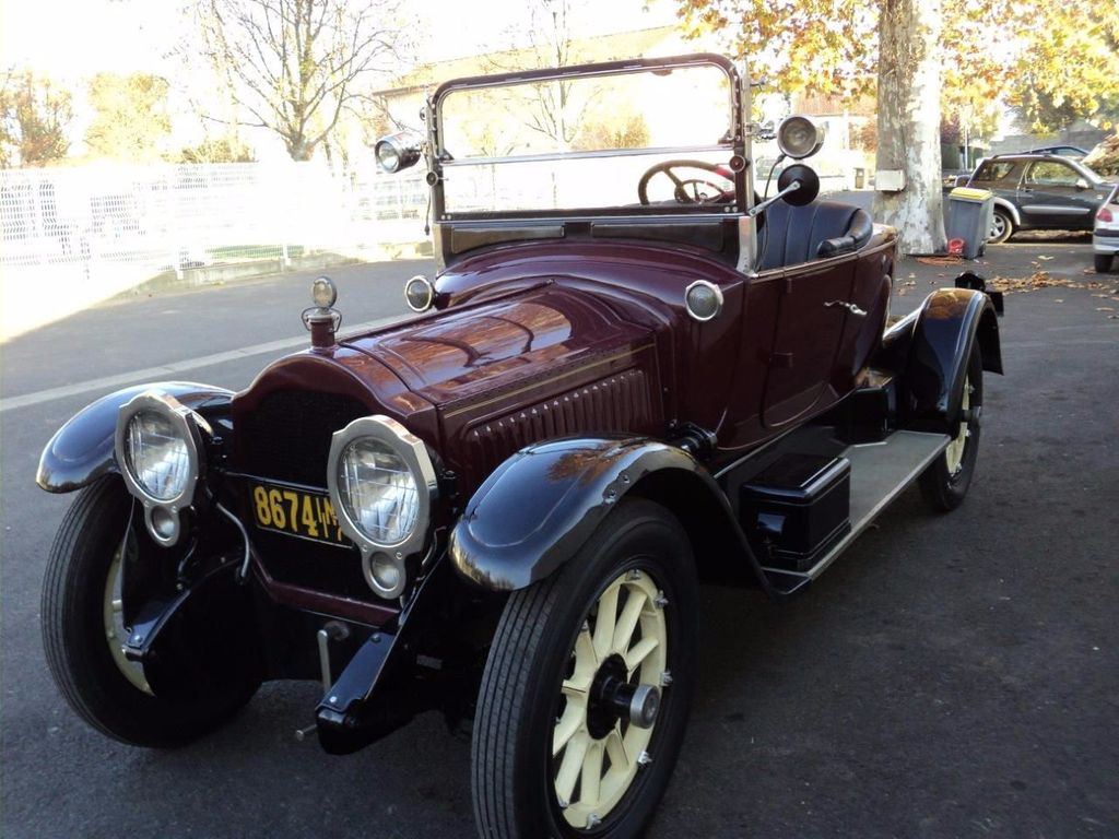 1917 Packard Twin Six Cabriolet Boattail For Sale - 16498132 - 7