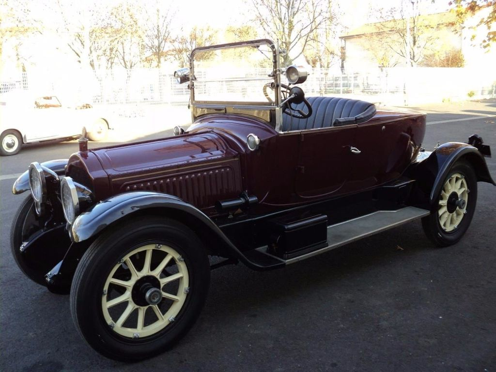 1917 Packard Twin Six Cabriolet Boattail For Sale - 16498132 - 8
