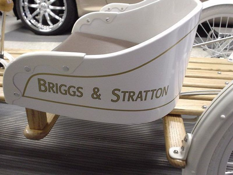 1920 Briggs and Stratton FLYER  - 907594 - 10