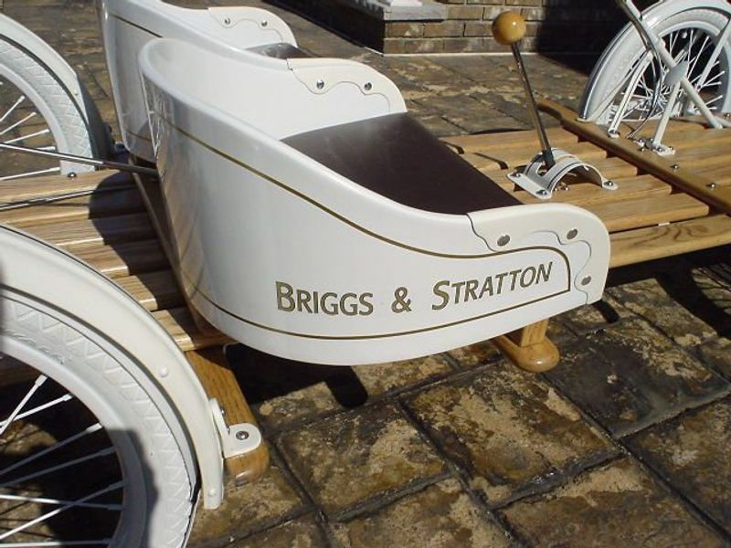 1920 Briggs and Stratton FLYER  - 907594 - 3