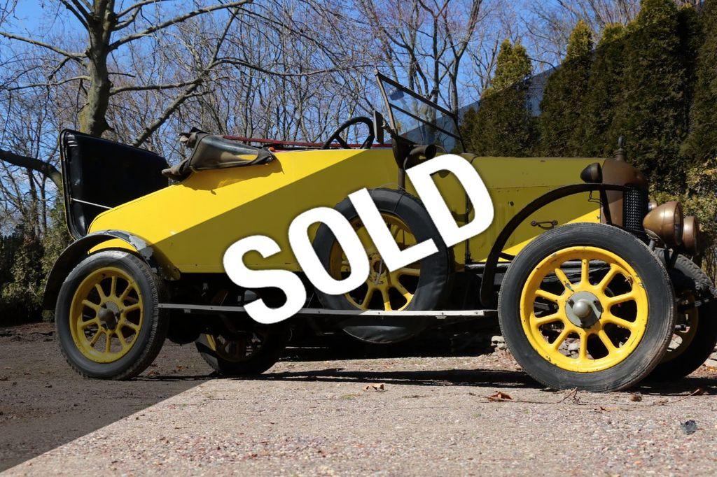 1923 Morris Cowley Bullnose - 16164840 - 0