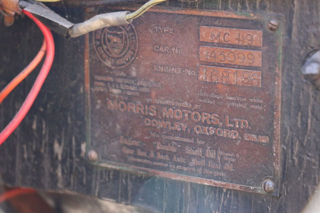1923 Morris Cowley Bullnose - 16164840 - 63