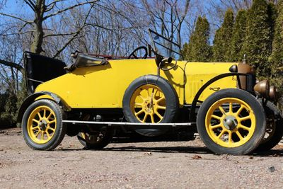 1923 Morris Cowley For Sale Convertible
