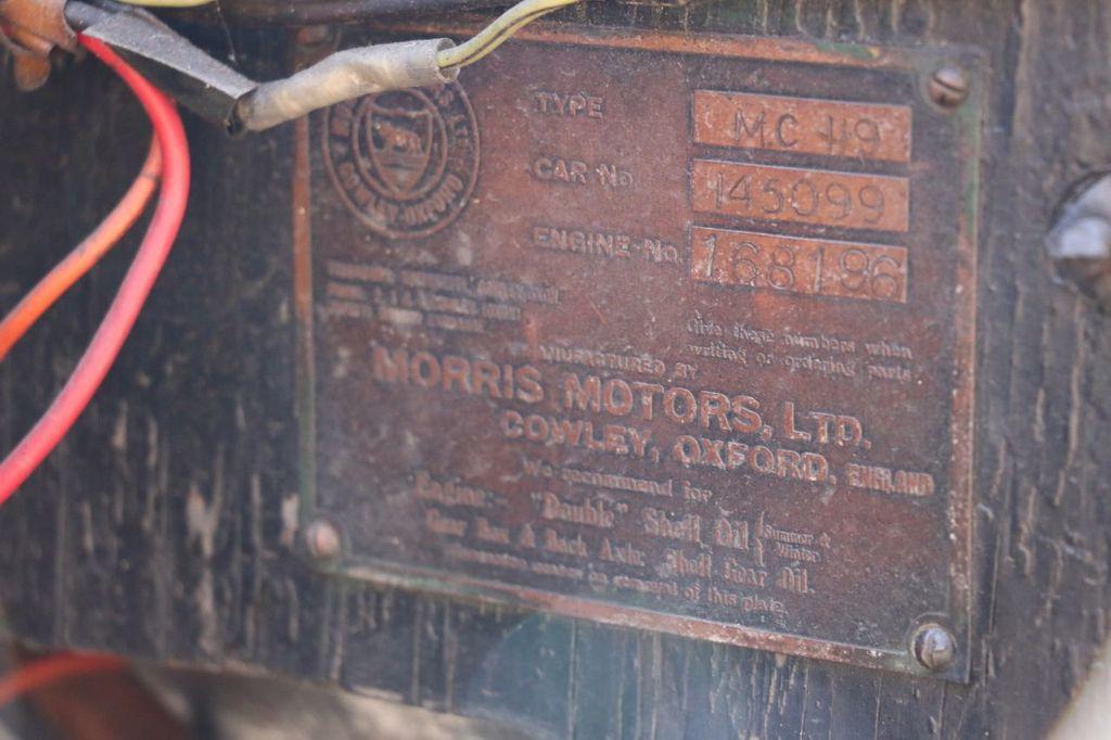 1923 Morris Cowley For Sale - 16164840 - 63