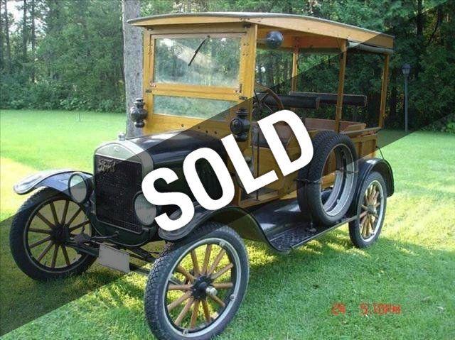 1924 Ford Model T Depot Hack - 9834501 - 0