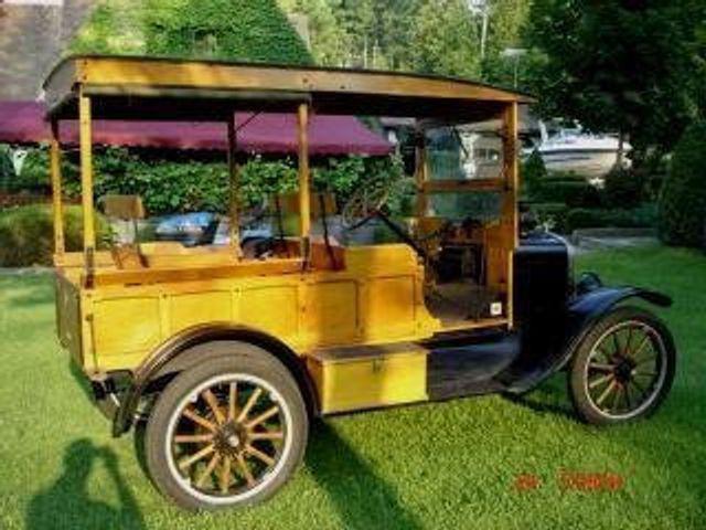 1924 Ford Model T Depot Hack - 9834501 - 1