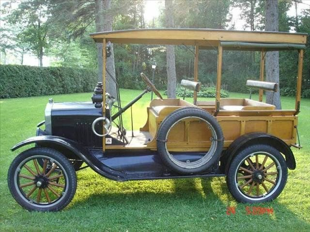 1924 Ford Model T Depot Hack - 9834501 - 2