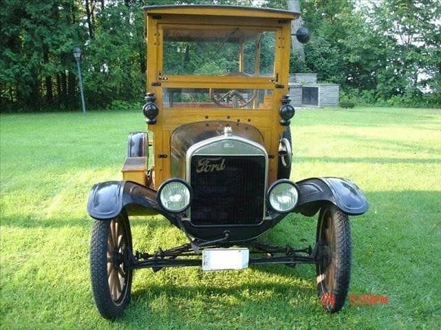 1924 Ford Model T Depot Hack - 9834501 - 3