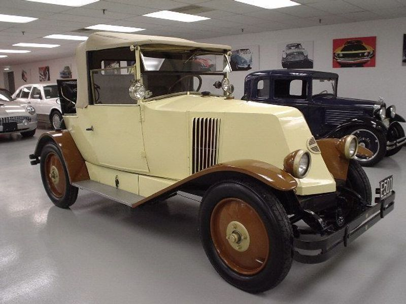 1925 RENAULT MT CONVERTIBLE - 1444595 - 0