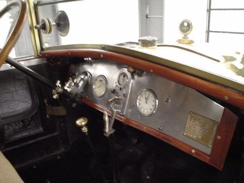 1925 RENAULT MT CONVERTIBLE - 1444595 - 12