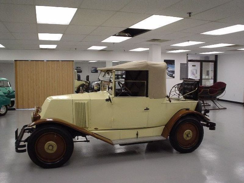 1925 RENAULT MT CONVERTIBLE - 1444595 - 14