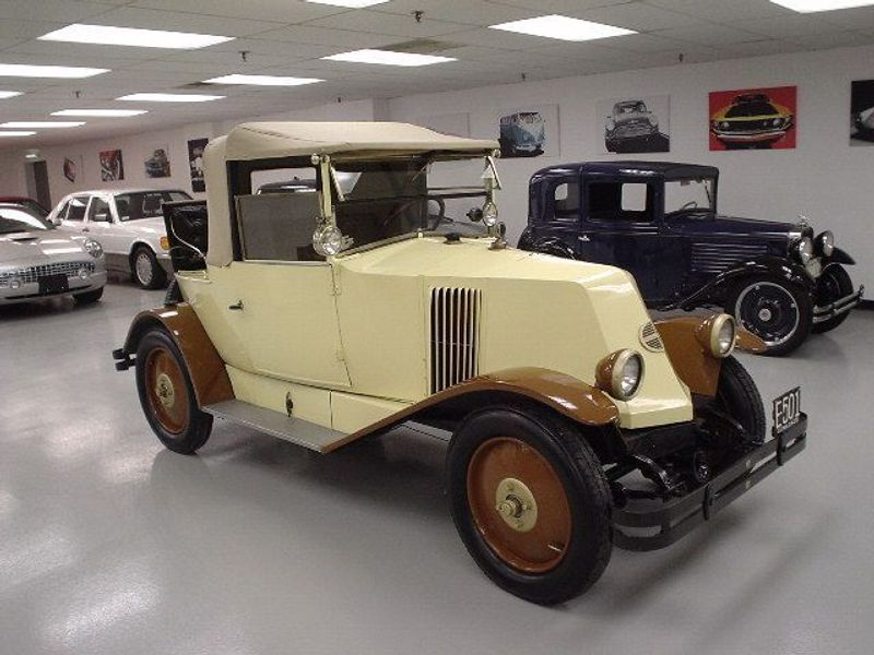 1925 RENAULT MT CONVERTIBLE - 1444595 - 15