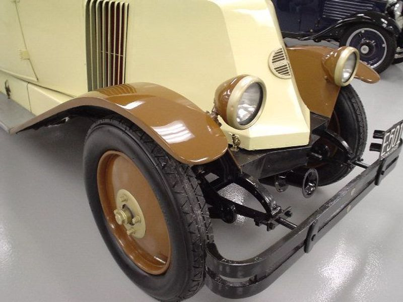 1925 RENAULT MT CONVERTIBLE - 1444595 - 16