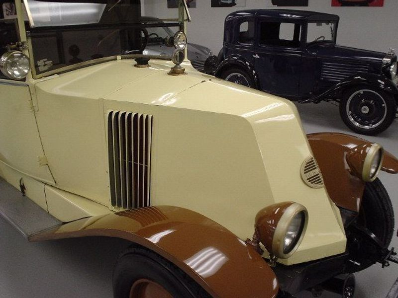 1925 RENAULT MT CONVERTIBLE - 1444595 - 17