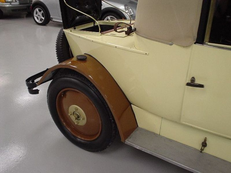 1925 RENAULT MT CONVERTIBLE - 1444595 - 25