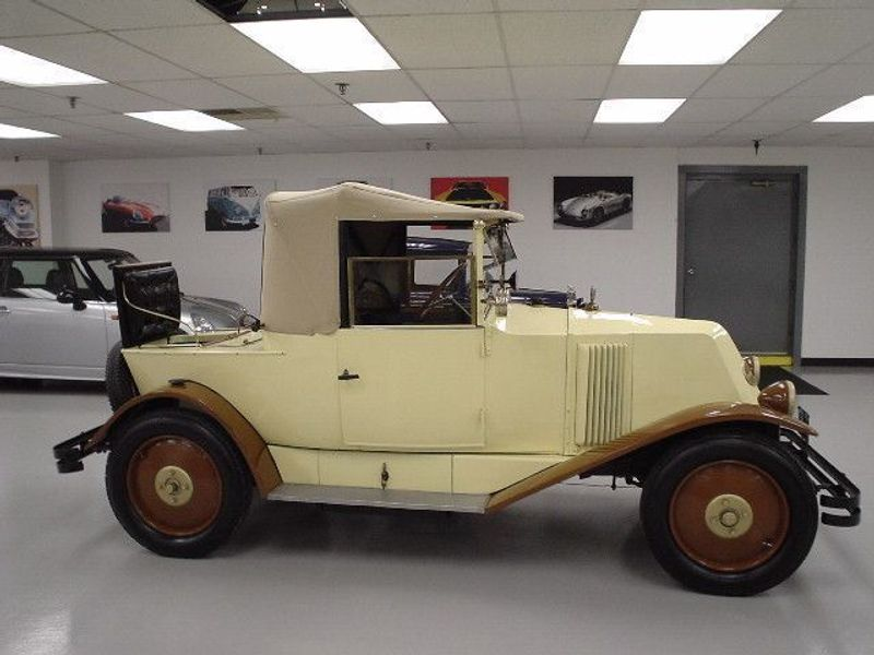 1925 RENAULT MT CONVERTIBLE - 1444595 - 2