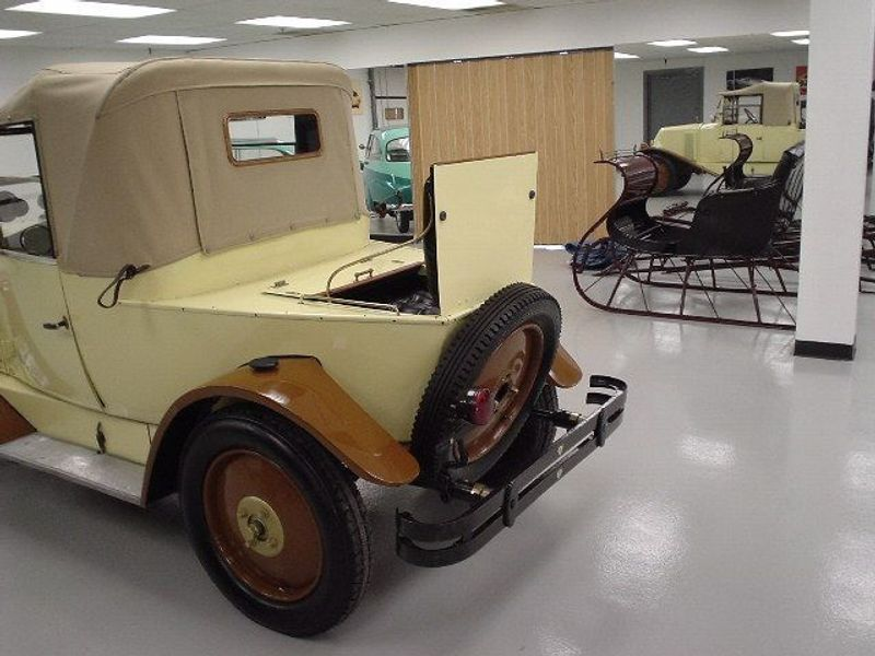 1925 RENAULT MT CONVERTIBLE - 1444595 - 32